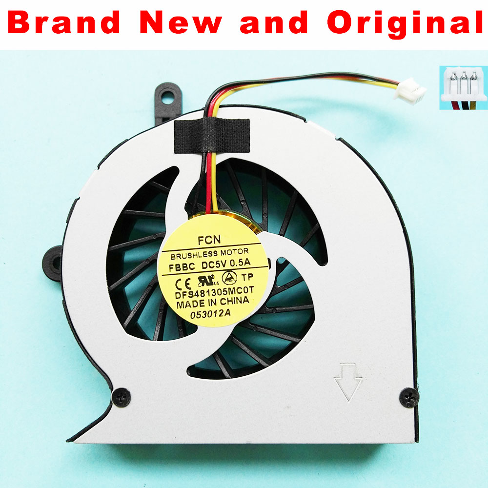 Brand New And Original Cpu Fan For Toshiba Satellite L830 Laptop G7 Wiring Diagram Cooling Cooler Dfs481305mc0t Fbbc Mf60090v1 C500 G99 In Fans From