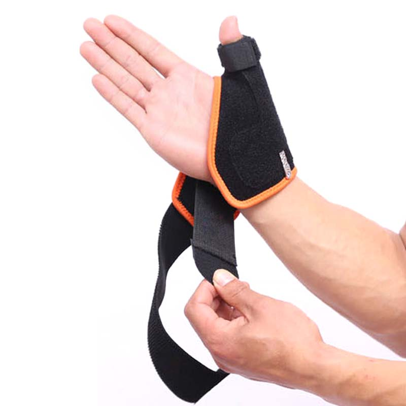AOLIKES 1 STÜCKE Daumen Verstauchung Handgelenk Unterstützung Wraps ...