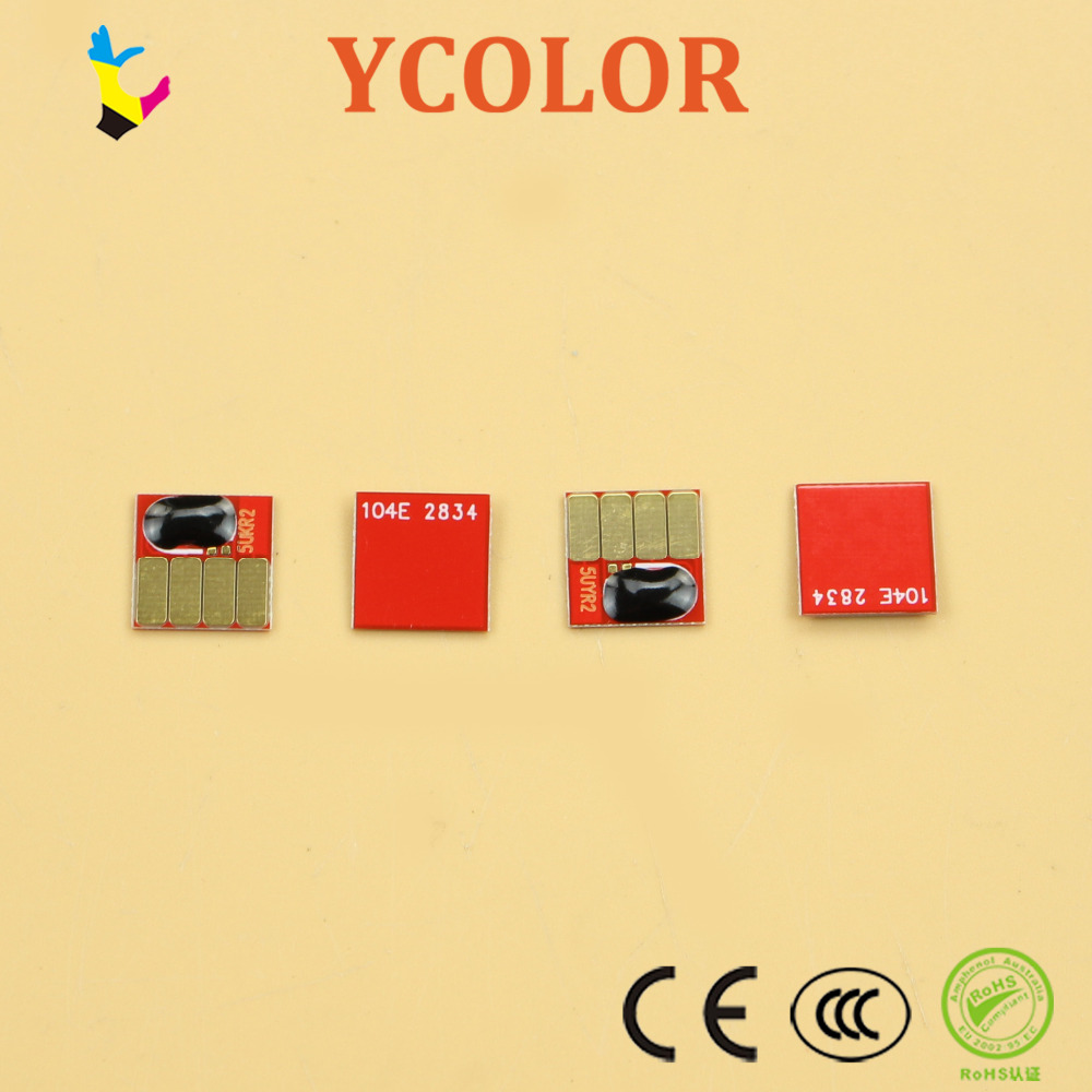 Fast shipping 1 set Auto reset chip for HP 954 HP 954XL for OfficeJet Pro 7740