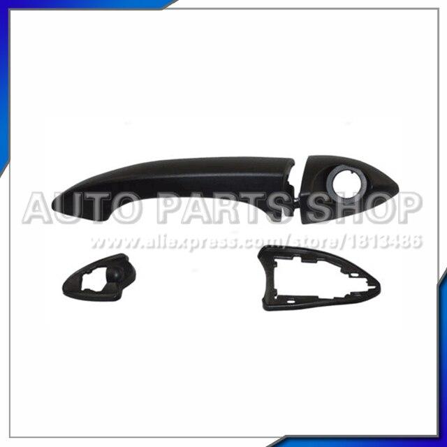 car accessories Front Left Outside Door Handle Primered 51218257737 ...