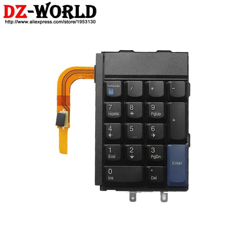 New Original for Lenovo ThinkPad W700 W701 W700DS W701DS Digit Keyboard Numeric Keypad Number Pad 42T3903 42T3902