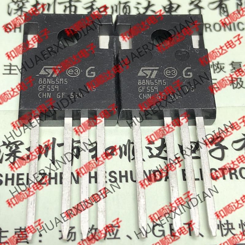 Price STW88N65M5-4