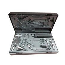 Профессиональный медицинский диагностический набор для ухода за ушами отоскоп/офтальмоскоп многоцелевой набор для обнаружения