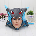 Pikachu Cosplay Charizard Hats & Caps blue plush hat Adjustable suitable for Adults And Children