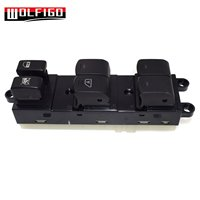 WOLFIGO 12 Pins For Nissan Frontier 2005 2011 Power Window Master Control Switch 25401 EA003 New