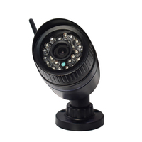 Seven Promise 2 0mp 1080p IpCamera Wifi Wireless Home Surveillance Motion Detect Outdoor CCTV Waterproof Black