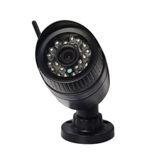 Seven Promise 2.0mp 1080p IpCamera Wifi Wireless Home Surveillance Motion Detect Outdoor CCTV Waterproof Black Plastic Webcam
