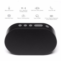 Draagbare Speaker Bluetooth Speaker WIFI Draadloze Speaker Outdoor Muziek Speakers Handsfree Gesprekken Werk