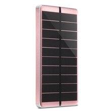 PowerGreen Slim External Solar Charger