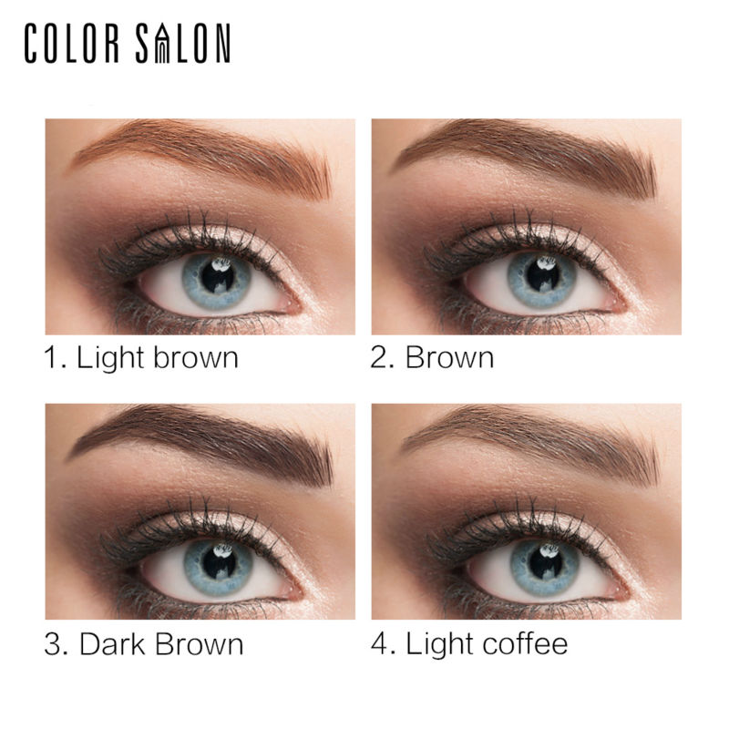 Color Salon Makeup Eyeliner Brand Eye Liner Pen Professional Mascara