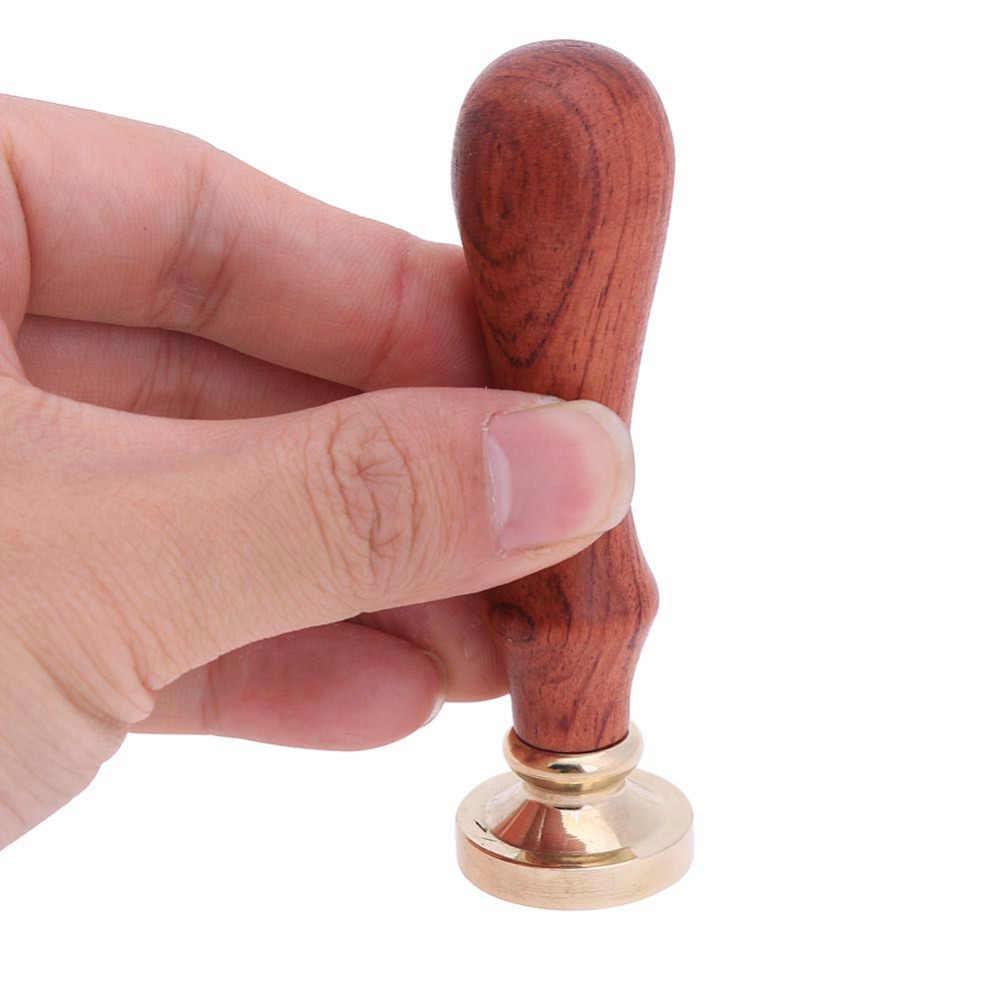 Нержавеющая сталь, латунь краска воск ложка для конверта запечатывания наклеивающееся украшение длинная ручка нагревание воска ложка уплотнение нагревание воска