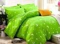 Home Textiles,100% cotton Stripes and plaid  4pcs bedding set, bed linen, bed set sheet / duvet cover / Pillowcase, Freeshipping