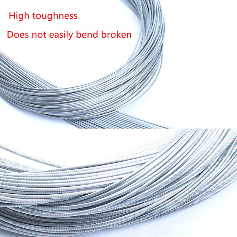 2pcs Galvanized Brake Inner Cable Wires ForRoad bike Road Bicycle ...