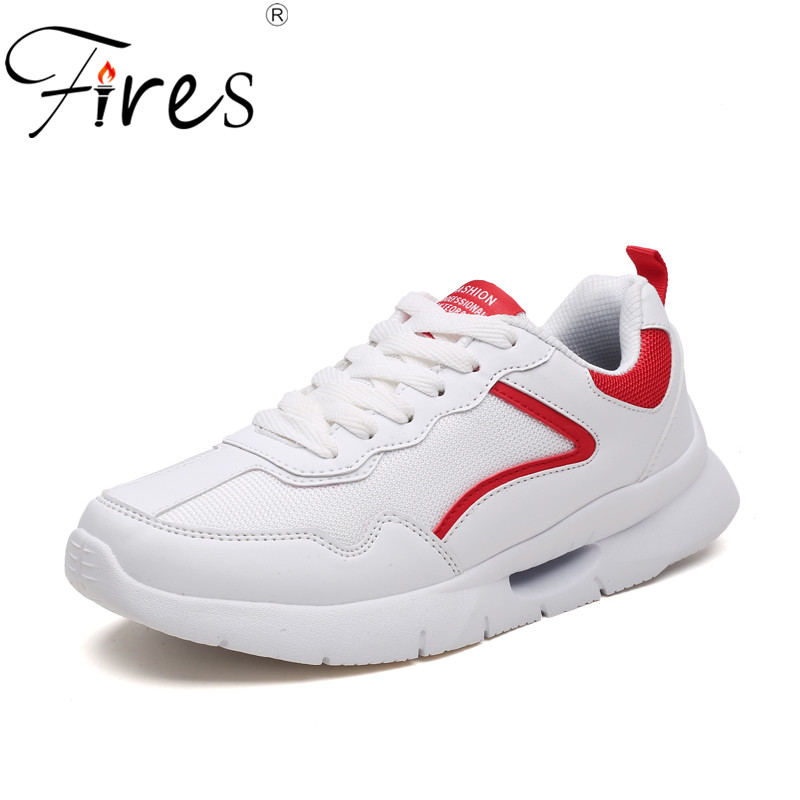 Fires Men Casual Shoes Breathable Male Summer Mesh Shoes Hombre Comfortable Sneakers Lace-up White Shoes Trainers For Men Flats cajacky unisex sneakers 2018 mesh casual shoes men mesh lace up male fly weave krasovki men fashion light breathable trainers