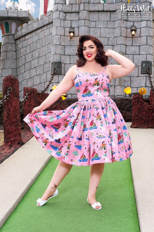 40 summer women vintage 60s rockabilly pinup Fantasy Neverland ...