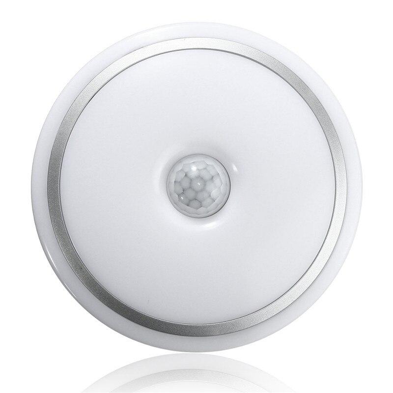 Luzes de Teto 12 w pir sensor de Base : Nenhum