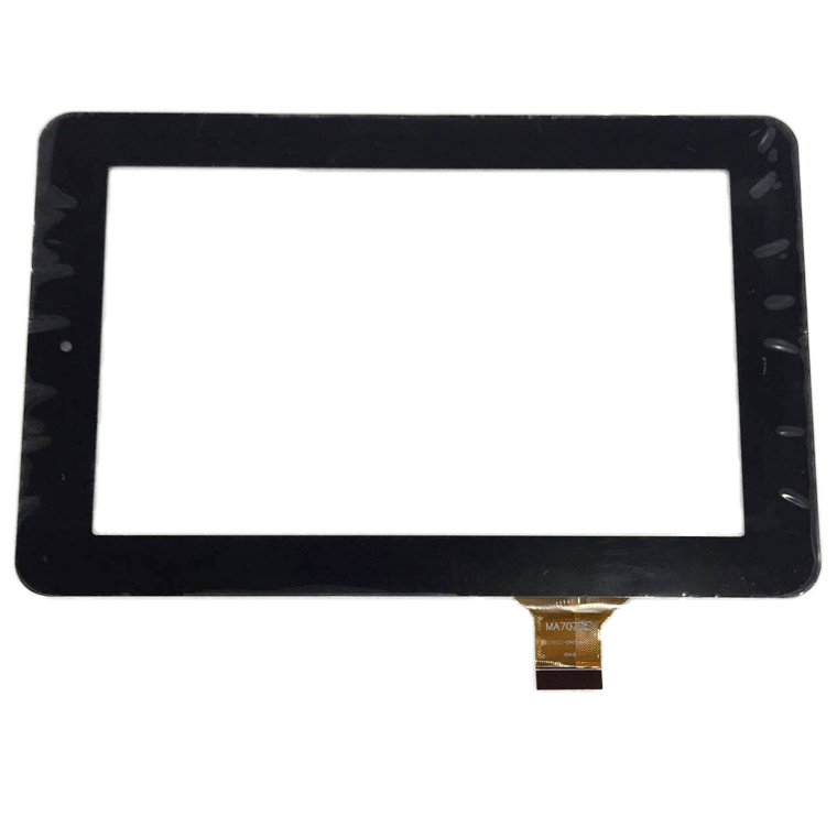 New 7 inch Touch Screen Digitizer Glass For Mediacom SmartPad 740GO M-MP740GOS tablet PC free shipping new 7 inch touch screen glass used on car gps mp4 tablet pc