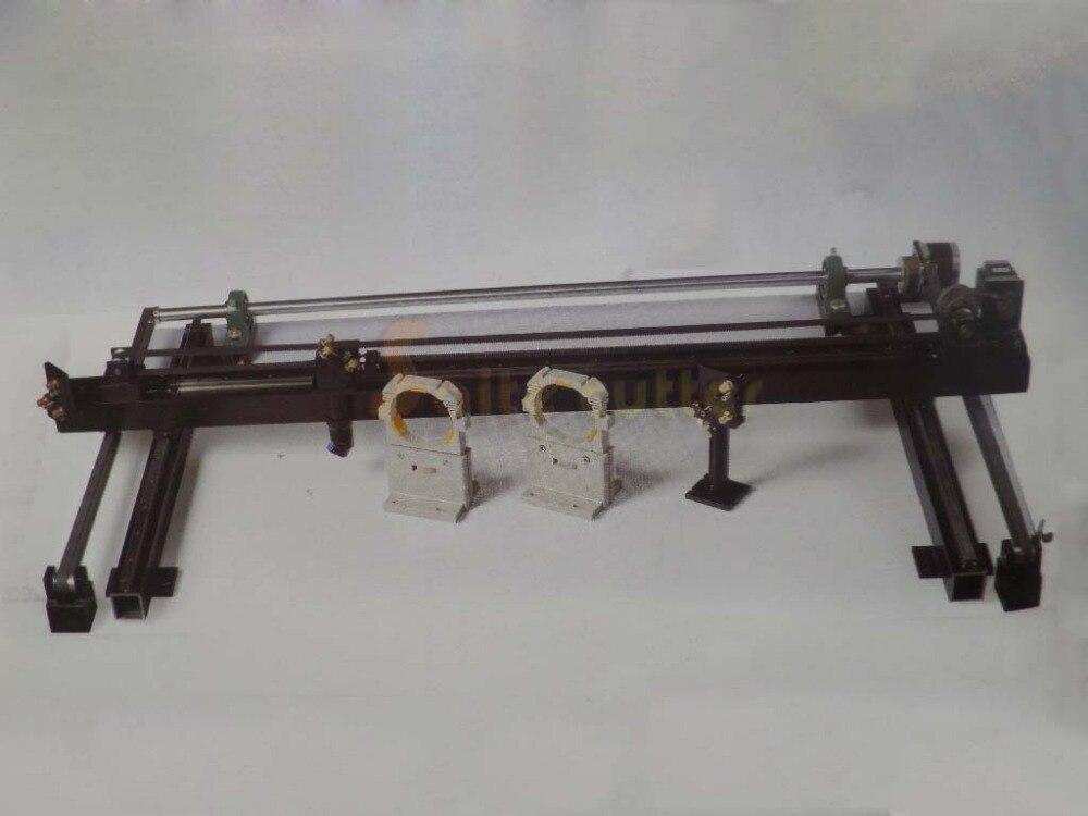900x600 DIY CO2 Лазерная 6090 X Y этап гравировка Резка сборки Наборы лазерный гравер резцом машина головки объектива зеркало крепления Запчасти