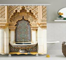 Popularne Shower Curtain Moroccan Kupuj Tanie Shower