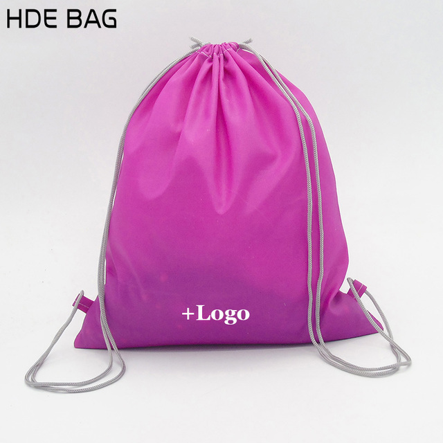 Large Size Drawstring Backpack Bag for Shoes Waterproof Oxford Travel Organizer Beach Storage Bag with Handles & Large Size Drawstring Backpack Bag for Shoes Waterproof Oxford ...