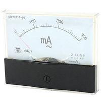 미세 선삭 다이얼 패널 전류계 ac 0-300ma 측정 범위 44l1