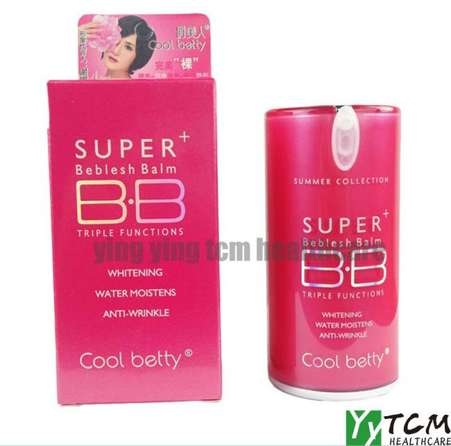 Middle Skin Color naked makeup cool betty moisture BB cream makeup ...