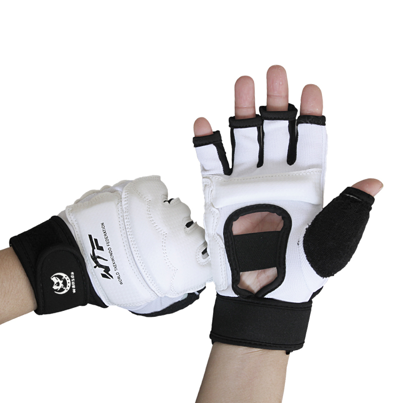 Home Adult/men Half Finger Fighting Boxing Gloves Leather Mma Punch Bag Gloves Grappling Tactical Gloves Kick Boxing Muay Thai Karate