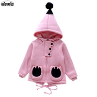 Fancy warm childrens clothes china boutique wool coats teenager winter hooded coat for girls 2 3 4 5 year old baby girl clothing
