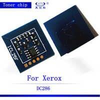 10ピーストナーカートリッジチップ互換でdc286 DC3005 CT200417トナーチップコピー機部品dc 286 3005