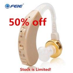Osobisty aparat słuchowy tanie urządzenie do uszu cena S-138 aparat słuchowy bte słuchu prezent świąteczny Drop Shipping