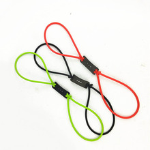 5pcs/lot Velocity Elastic Elastica Bungee Rubber Band for Slingshot Catapult Outdoor Hunting Shooting Slingshots