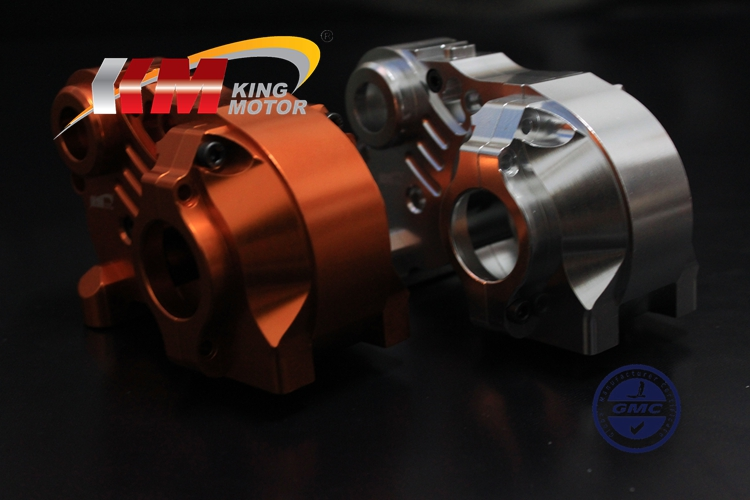 Baja upgrated parts, CNC alloy gearbox set