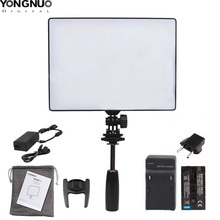 YONGNUO YN300 Air YN 300 Air Pro LED Camera Video Light Optional with Battery Charger kit photography Light +AC power adapter