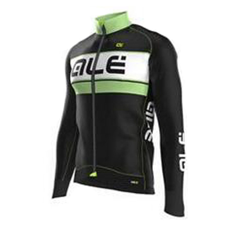 ALE Jersey 2018 new mens long-sleeved mountain bike shirt breathable bicycle riding clothes Ropa Ciclismo Hombre high quality