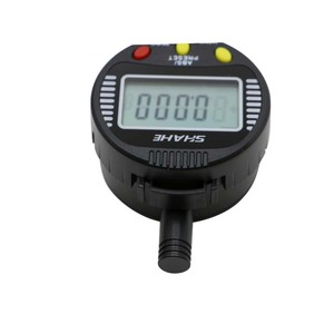 Image 3 - shahe  0 50 mm digital gauge indicator micron dial indicator digital dial indicator 0.001 mm dial gauge