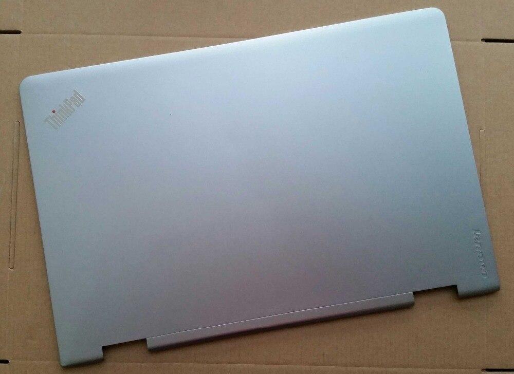 Nouveau lenovo Thinkpad S5 yoga 15 couvercle de l'écran arrière couvercle arrière silve AM16V000200