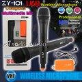 Usb 3.5 мм разъем приемник укв беспроводной микрофон для система усилитель голоса мегафон громкоговоритель компьютер микрофон