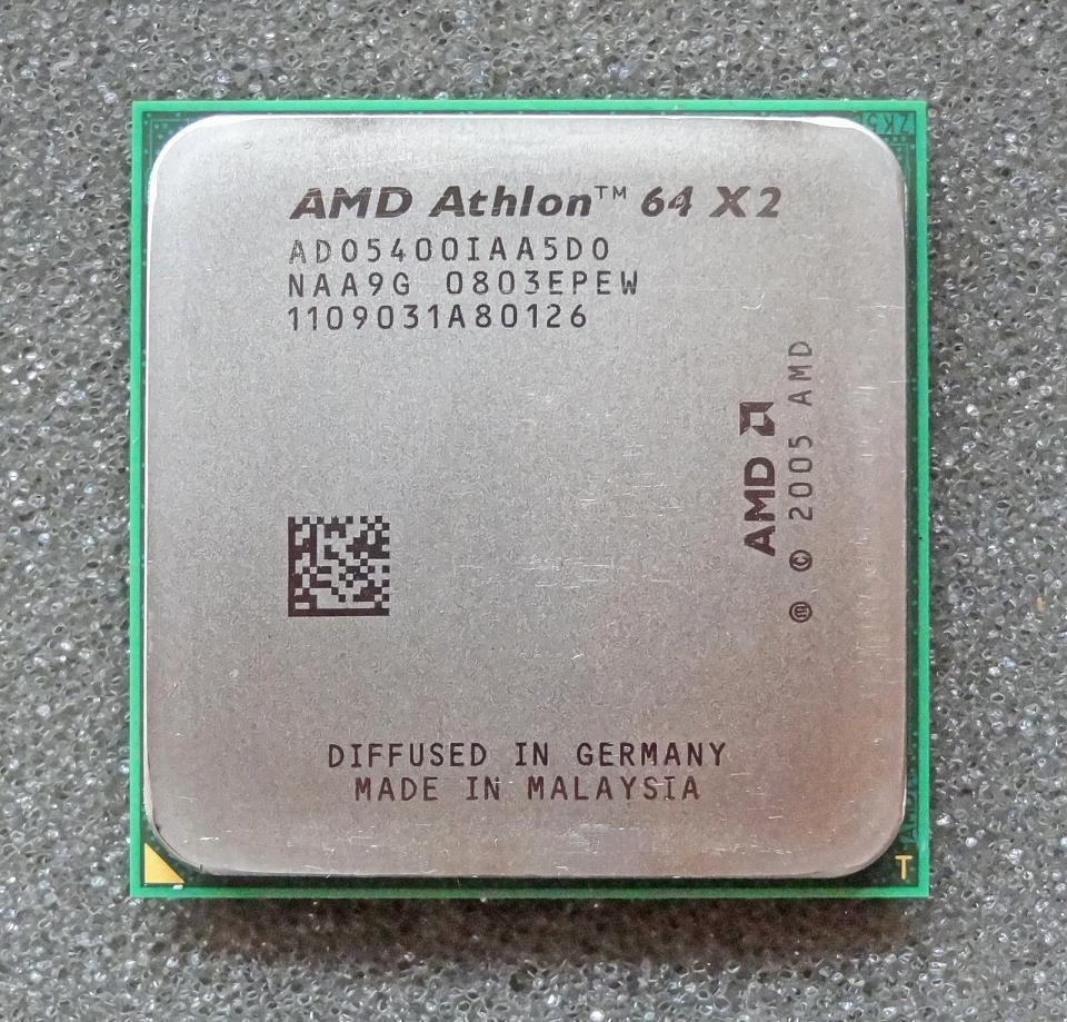 Процессор для ПК Athlon
