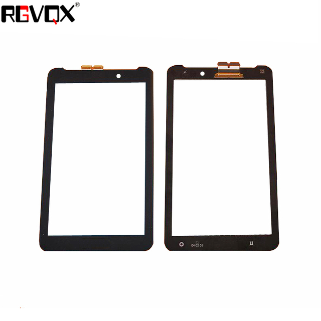 New Touch Screen for ASUS ME170 K012 black OGS Front Tablet Touch Panel Glass Replacement parts