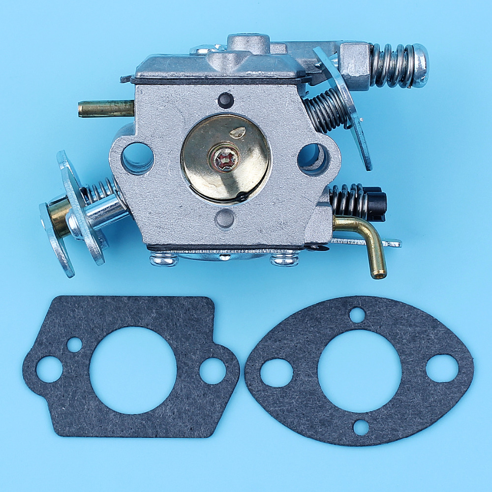 Carburetor Carb Carby Gaskets Kit For Partner 350 351 370 371 420 Chainsaw Walbro 33-29 цена