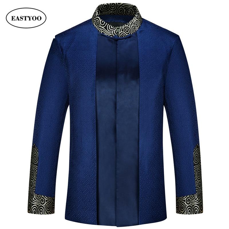 Popular Mens Silk Jacket-Buy Cheap Mens Silk Jacket lots from ...