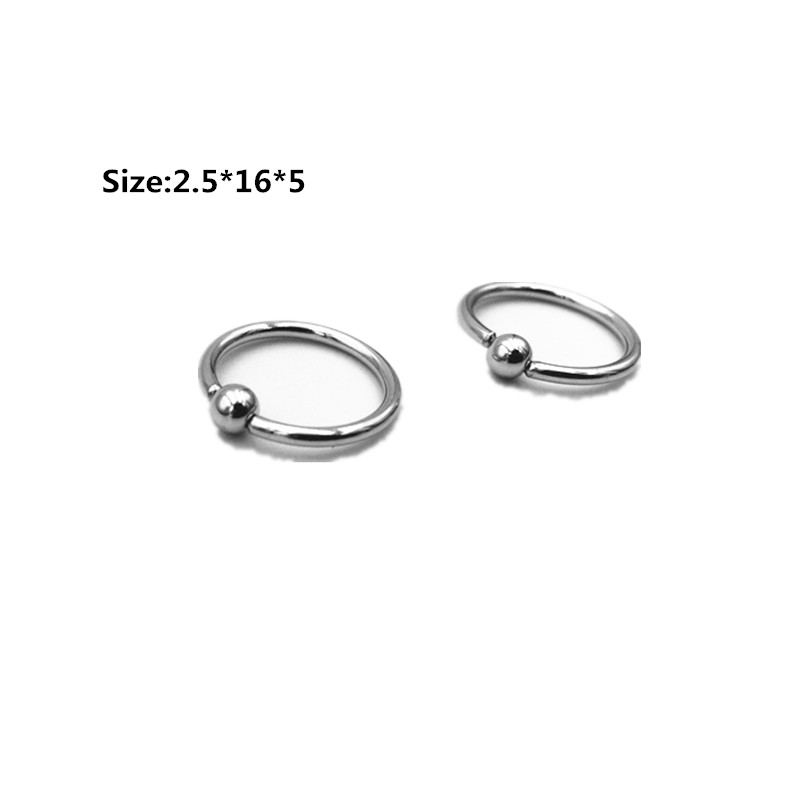 Septum Clicker Hinged Segment Nose Rings Cz Gem Or Plain Nose Piercing 316 Steel Fashion Jewelry Jewelry & Watches