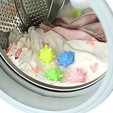 4pcs  Washing & Dryer Ball(Laundry Fabric Softener)