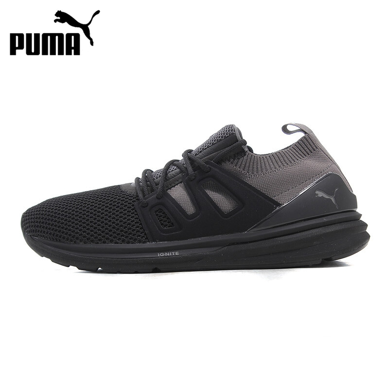 Original New Arrival 2017 PUMA B.O.G Limitless Lo evoKNIT Unisex Running Shoes Sneakers