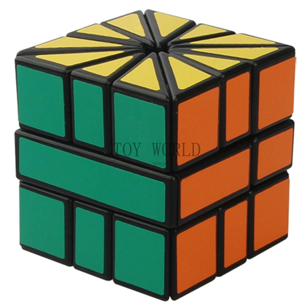 Toys & Hobbies Brand New Cube 2x2x3 Cubo Magic Speeding Cube Rotational Twisty Puzzle Cubes Educational Toy Special Toys Juguetes Educativo