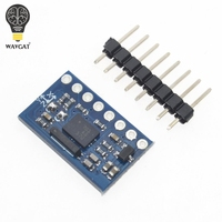 Absolute Orientation IMU BNO055 AHRS Breakout Sensor BNO 055 SiP Accelerometer Gyroscope Triaxial Geomagnetic Magnetometer