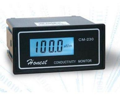 Conductivity meter, conductivity tester, CM-230 host