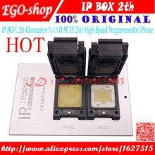 IP коробка V2 IP коробка 2th поколения NAND PCIE 2in1 Высокое Скорость Programmerfor iPho