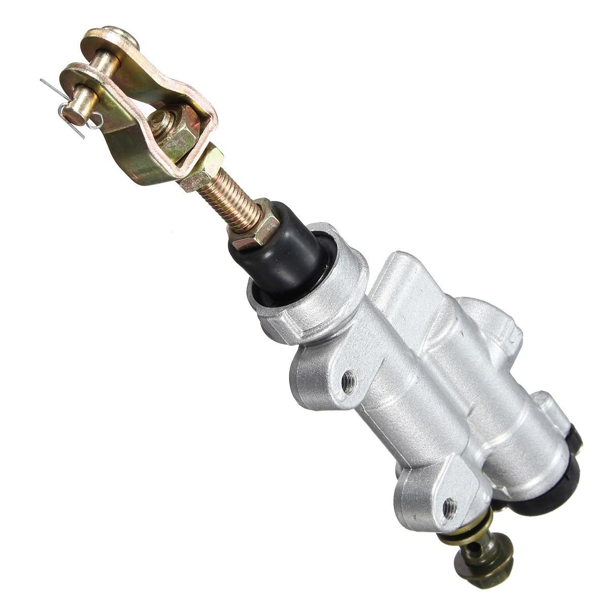 Hinten Bremspumpe Hauptbremszylinder Für Honda CRF250R CRF250X 2004-2013 CRF 250R