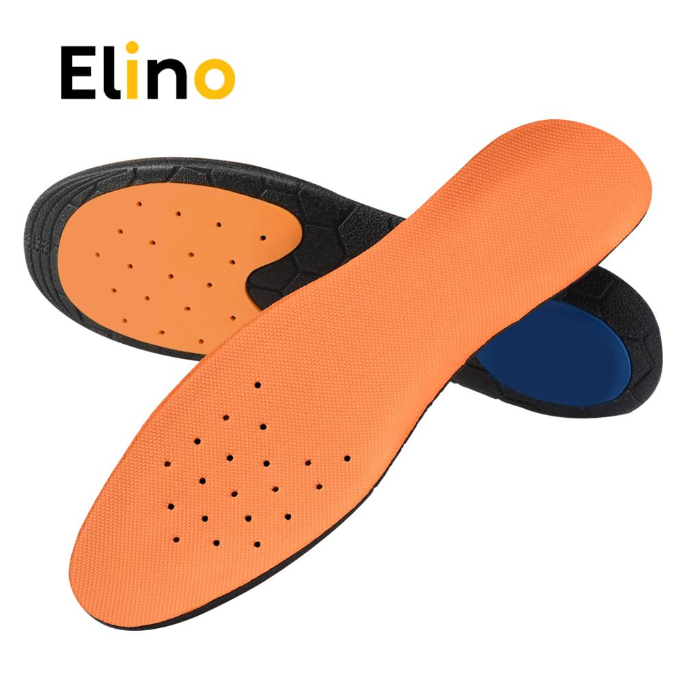 Elino Anti-slip Football Sport Insoles for Men Women Sneakers TPE Breathable U-type Heel Cup Arch Support Shoes Pads WholesaleElino Anti-slip Football Sport Insoles for Men Women Sneakers TPE Breathable U-type Heel Cup Arch Support Shoes Pads Wholesale